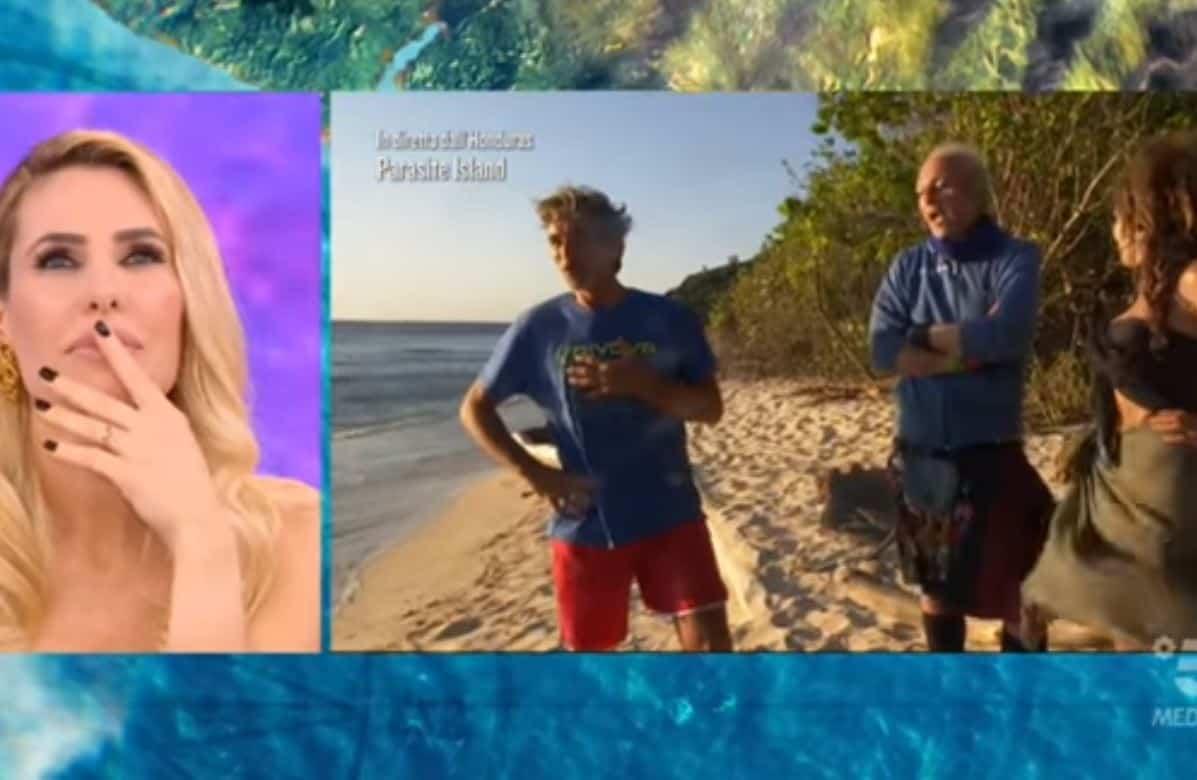 """Isola 2021, Brando Giorgi eliminato resta su Parasite Island ma parla di """"infamate"""""""