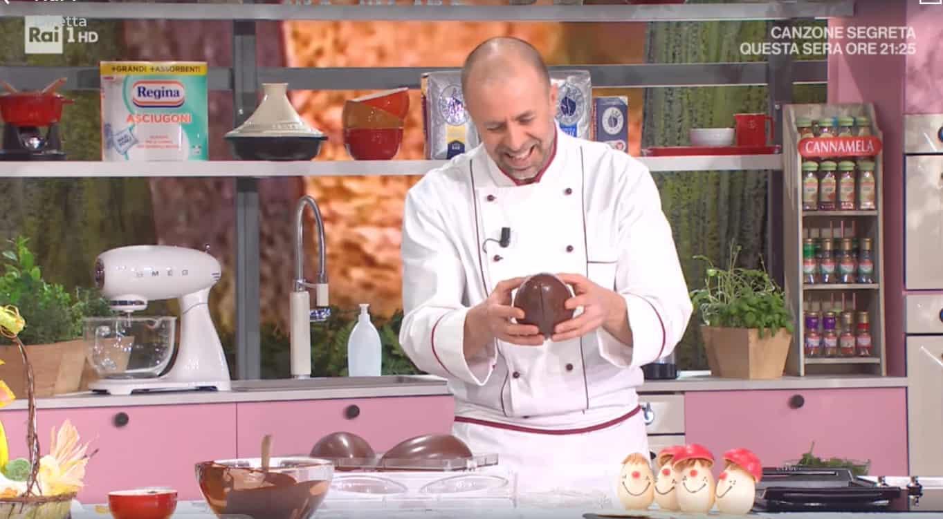 L'uovo di Pasqua fatto in casa, la ricetta di Luca Montersino (Foto)