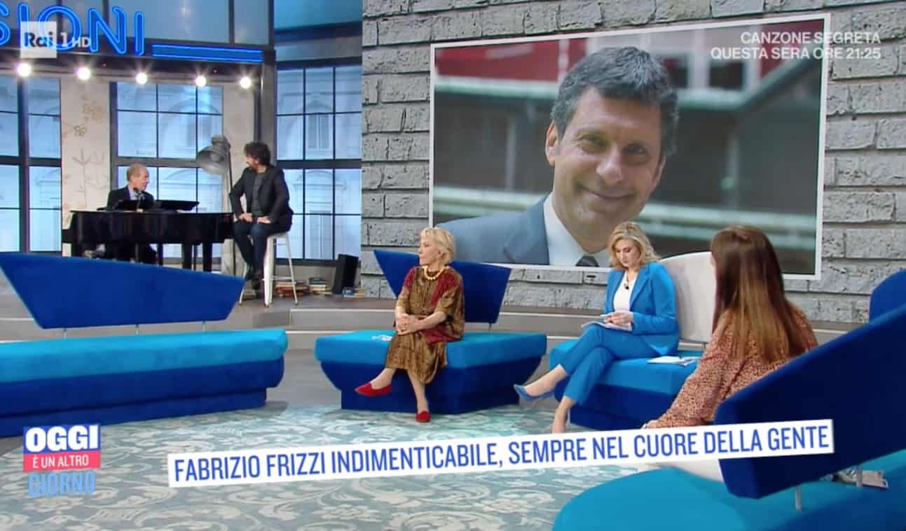 Fabrizio Frizzi era molto di più di quello che appariva, il ricordo a Oggi è un altro giorno