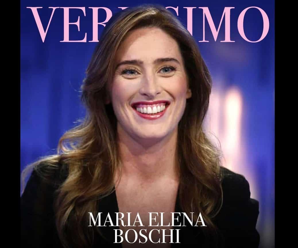 """Maria Elena Boschi: """"Mi piacerebbe sposarmi ma bisogna essere in due"""""""