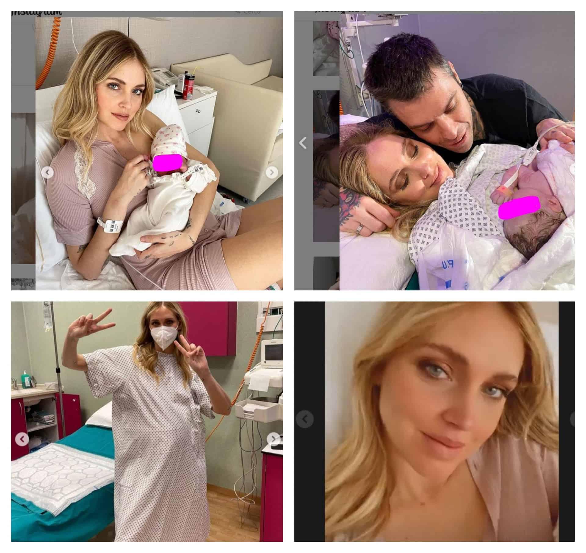"""Chiara Ferragni impeccabile anche durante il parto: svela il """"segreto"""" del make up"""