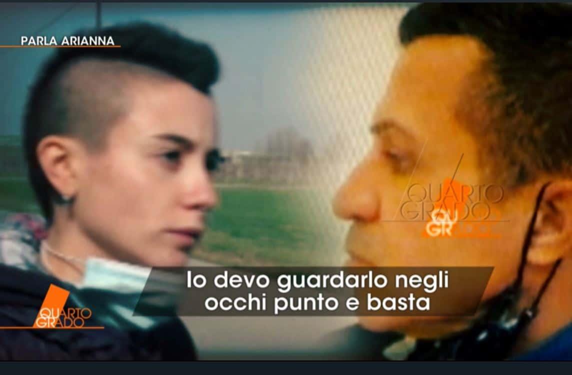 Arianna Nanni crede ancora a suo padre: da Quarto Grado accusa Barbieri il solo colpevole