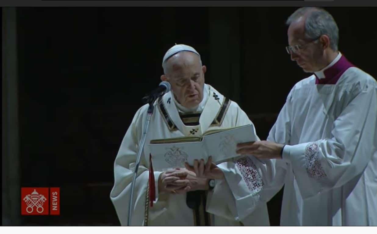 Pasqua 2021, la settimana Santa con Papa Francesco: tutte le celebrazioni