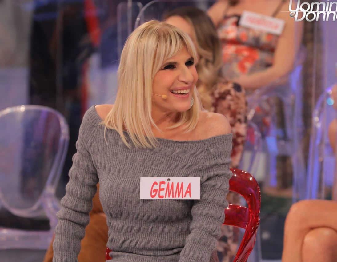 Gemma Gelgani continua l'operazione riciclo a Uomini e Donne