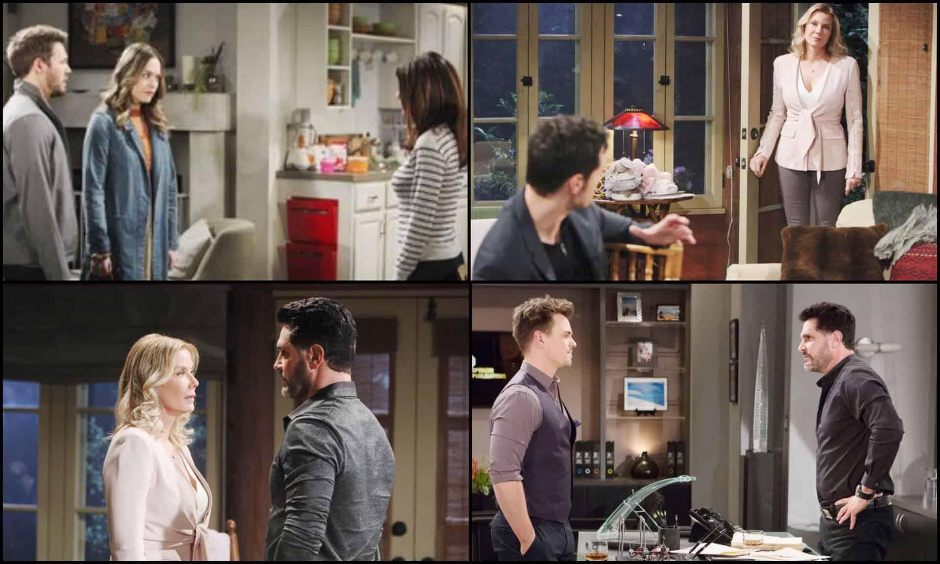 Beautiful anticipazioni: Liam sta per cedere e tradisce Hope?