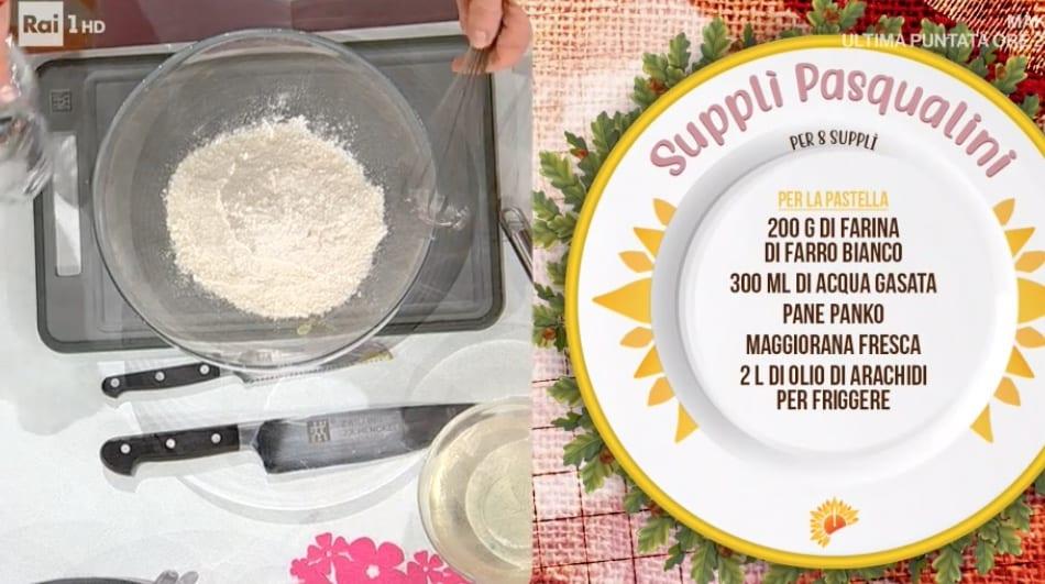 Supplì pasqualini, la ricetta di Sergio Barzetti delle uova di Pasqua di riso