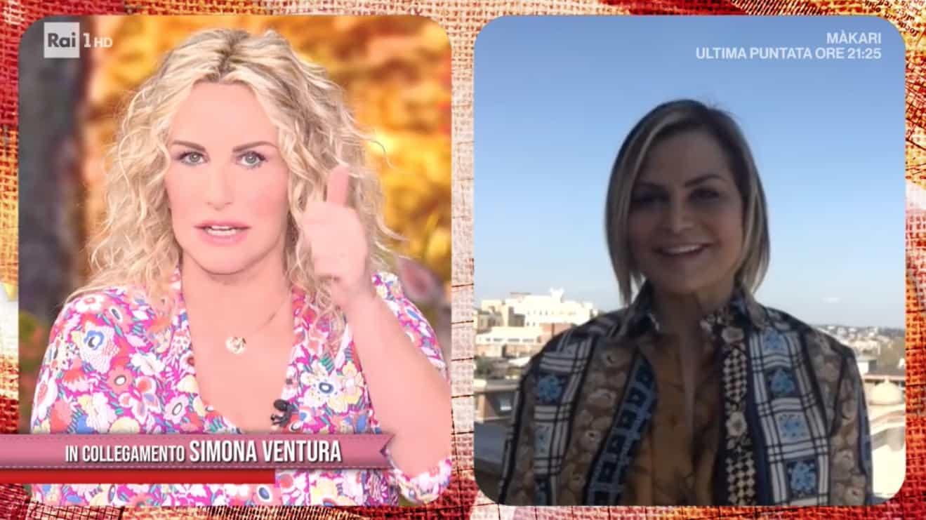 Simona Ventura preoccupata per i ragazzi chiusi in casa: si stanno abituando