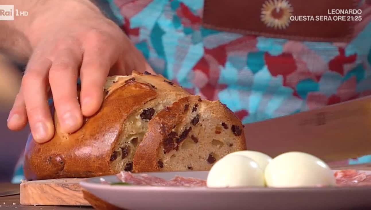 Pagnotta Pasquale, la ricetta di Fulvio Marino per la tavola di Pasqua
