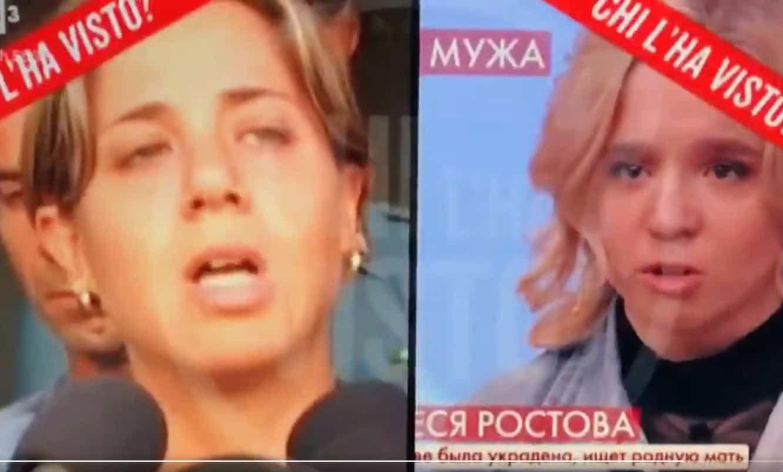 Denise Pipitone è viva ed è in Russia? Una ragazza va in tv per cercare sua madre