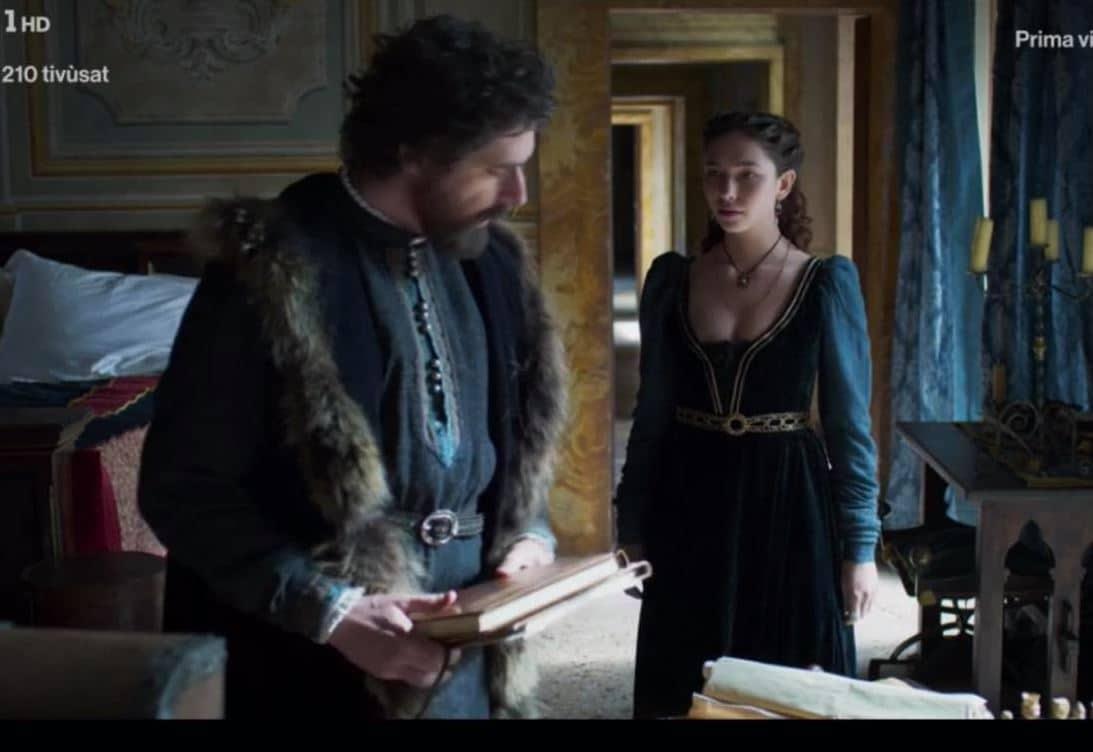 Leonardo anticipazioni terza puntata: Caterina morta avvelenata? Chi è stato?