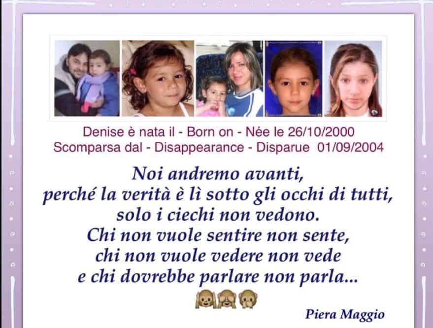 Piera Maggio e Pietro Pulizzi: i genitori di Denise Pipitone pronti per il DNA