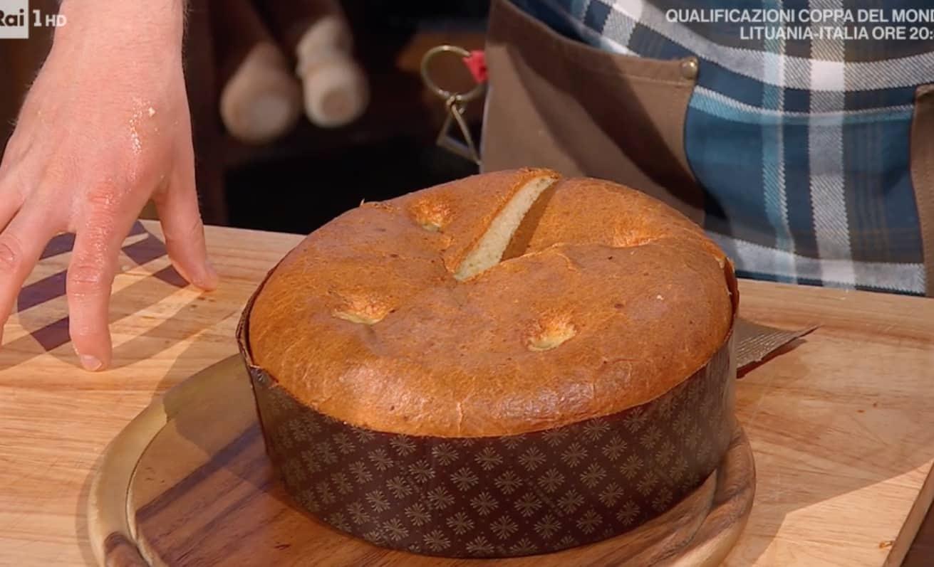 Torta al formaggio per Pasqua, la ricetta di Fulvio Marino
