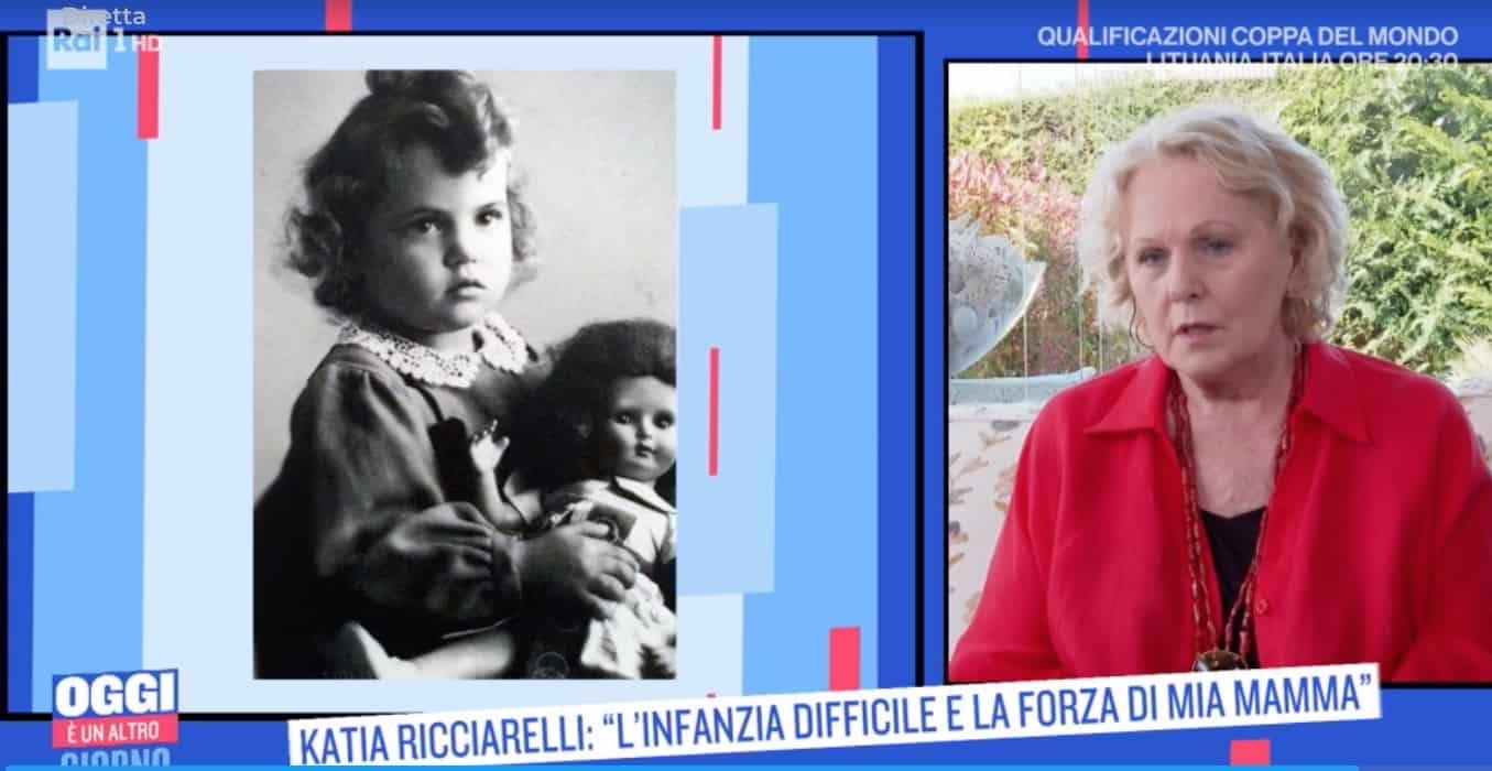 Katia Ricciarelli incontrò il padre senza sapere chi fosse (Foto)