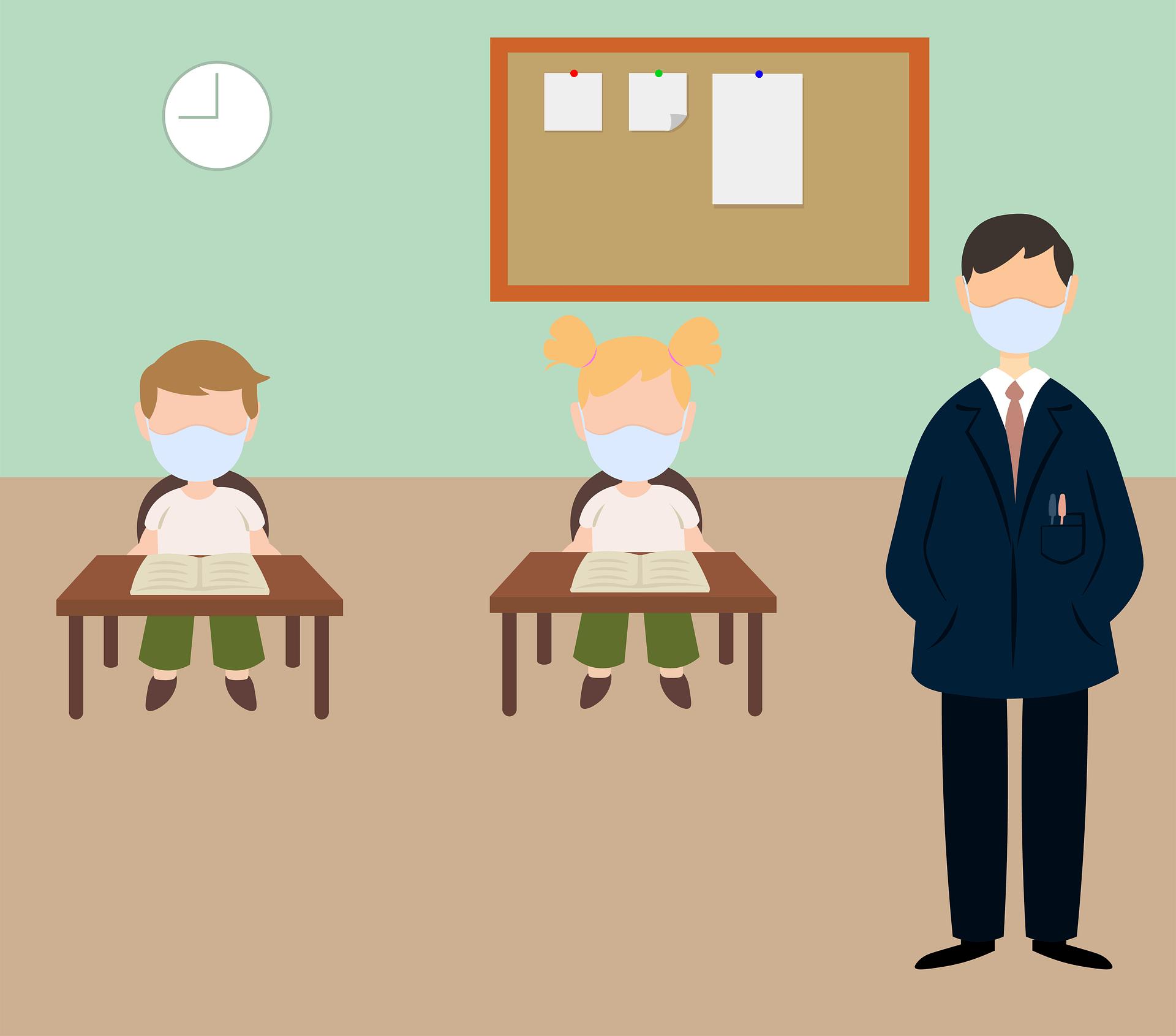 Nuovo decreto aprile 2021: si torna a scuola in presenza anche in zona rossa, le regole