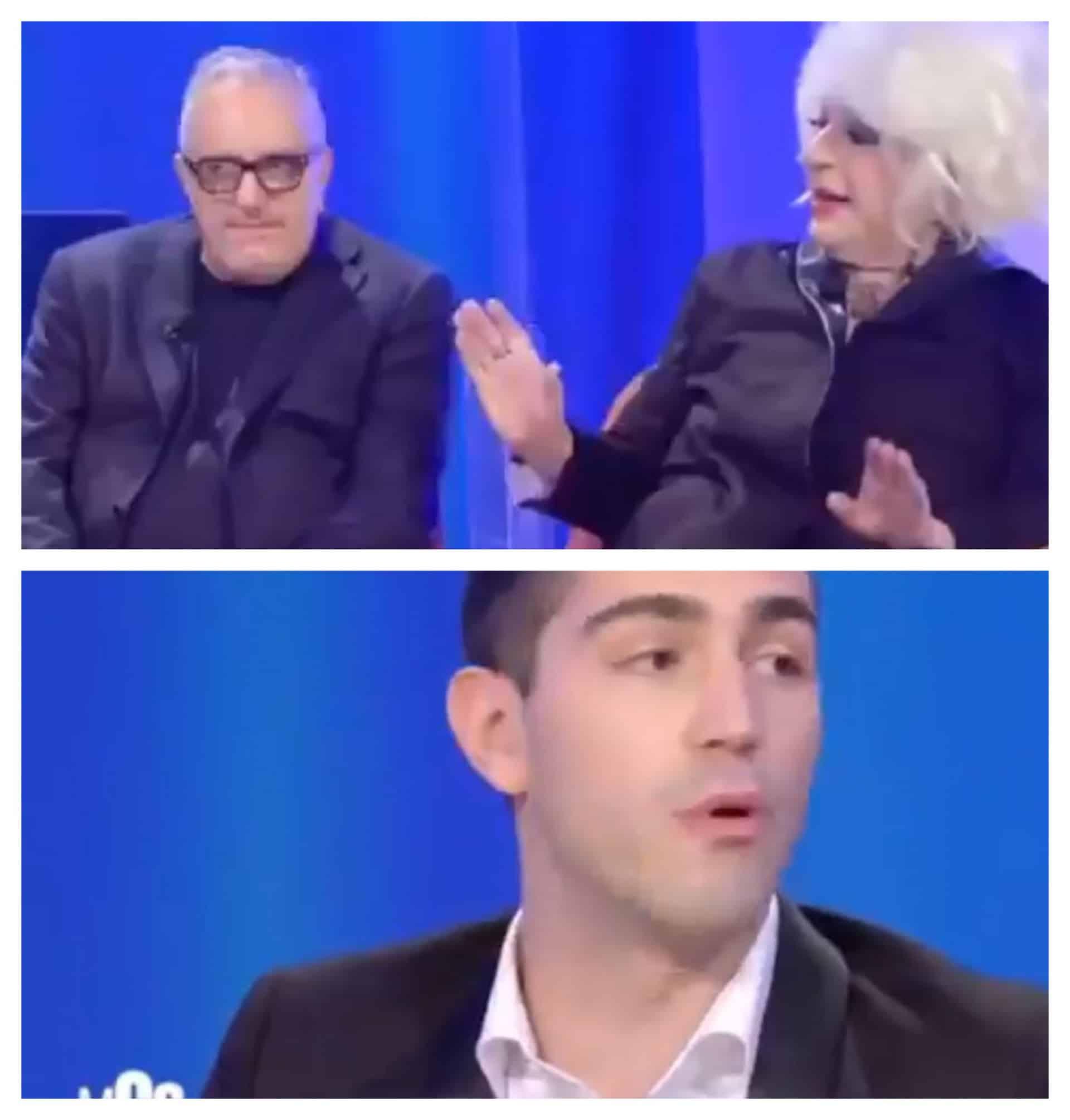 Tommaso Zorzi vs Platinette: l'atteso faccia a faccia al MCS