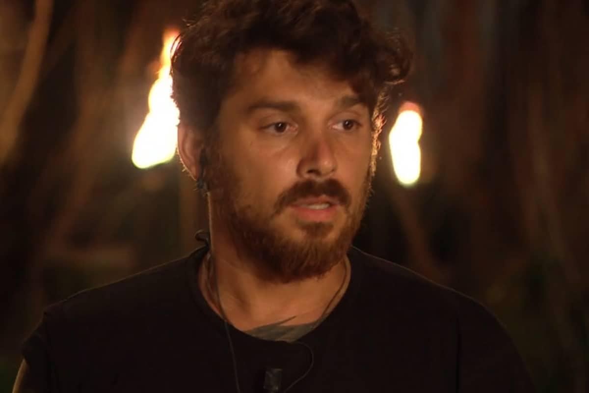 L'Isola dei Famosi 2021: Andrea Cerioli minaccia di lasciare il reality