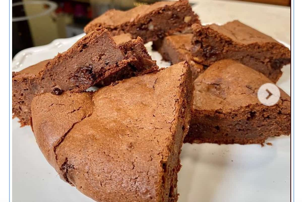 La ricetta del morbido al cioccolato fondente con ricotta e mandorle