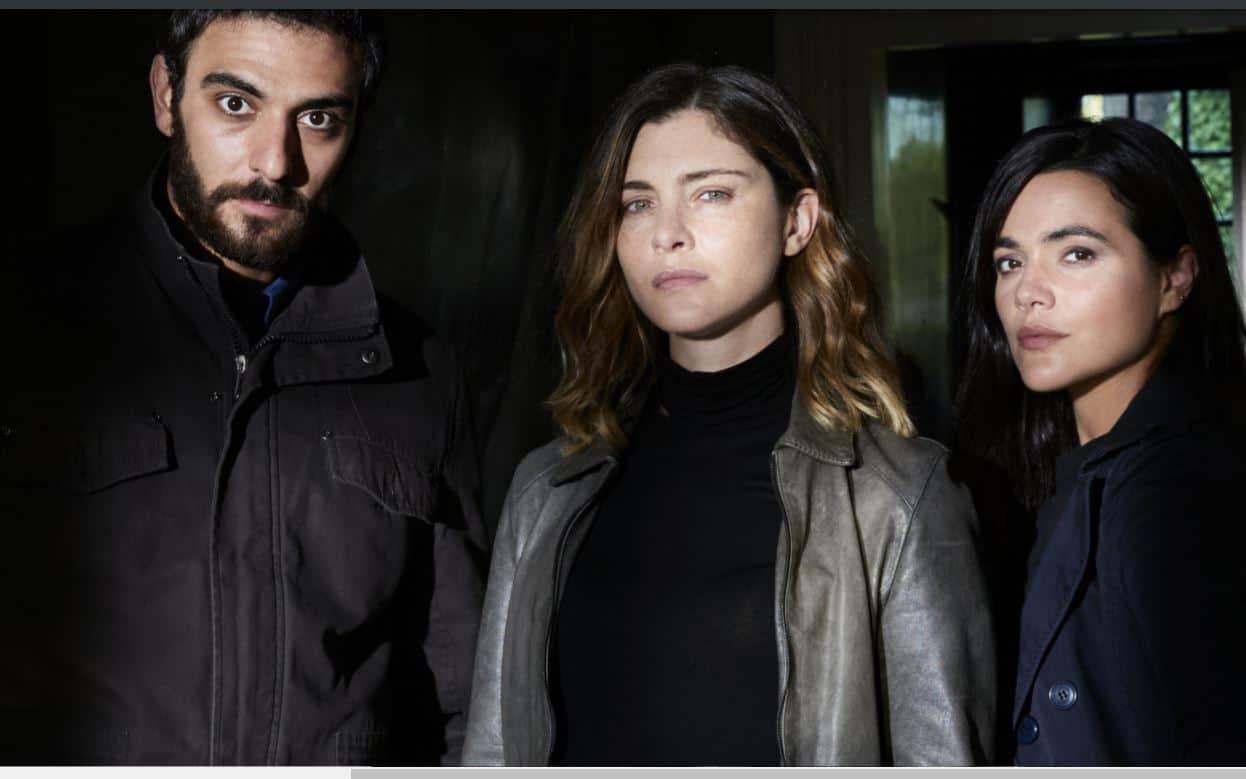 Vittoria Puccini è La fuggitiva: trama e anticipazioni della fiction Rai