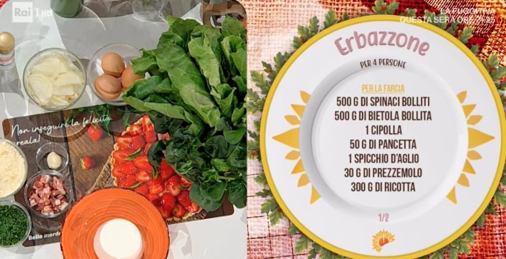 L'erbazzone di Zia Cri è la ricetta per Pasquetta