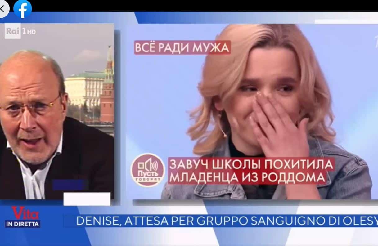 Denise Pipitone: quando va in onda il programma russo con il risultato dei test