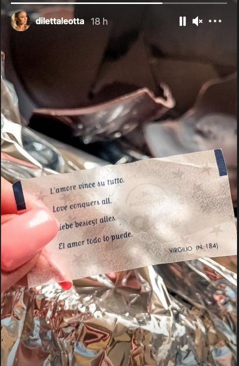 La Pasqua di Diletta Leotta e Can Yaman è con tanto amore e cioccolato (Foto)