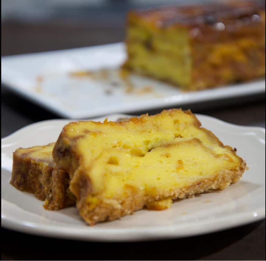 Come recuperare la colomba pasquale: la ricetta del pudding di Benedetta Parodi