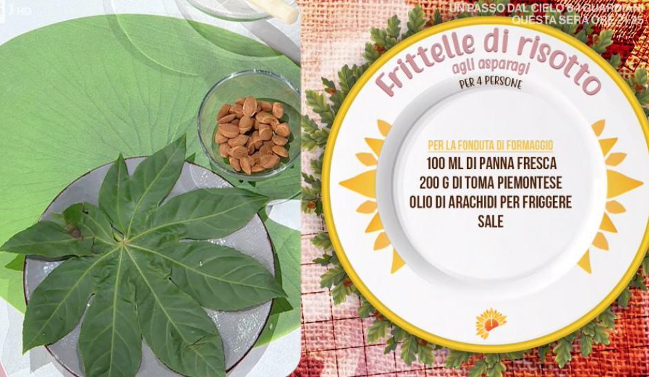 Frittelle di risotto con fonduta, la ricetta di Sergio Barzetti