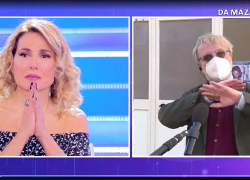"""L'avvocato Frazzitta abbandona la diretta con Pomeriggio 5, la d'Urso: """"Non mi sembra educato"""""""