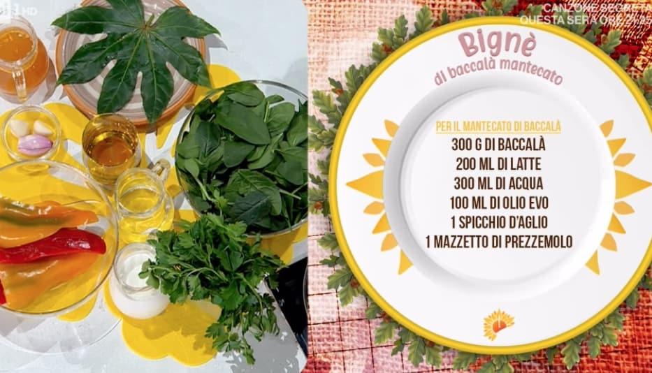 Bignè di baccalà mantecato, la ricetta di Mattia e Mauro Improta