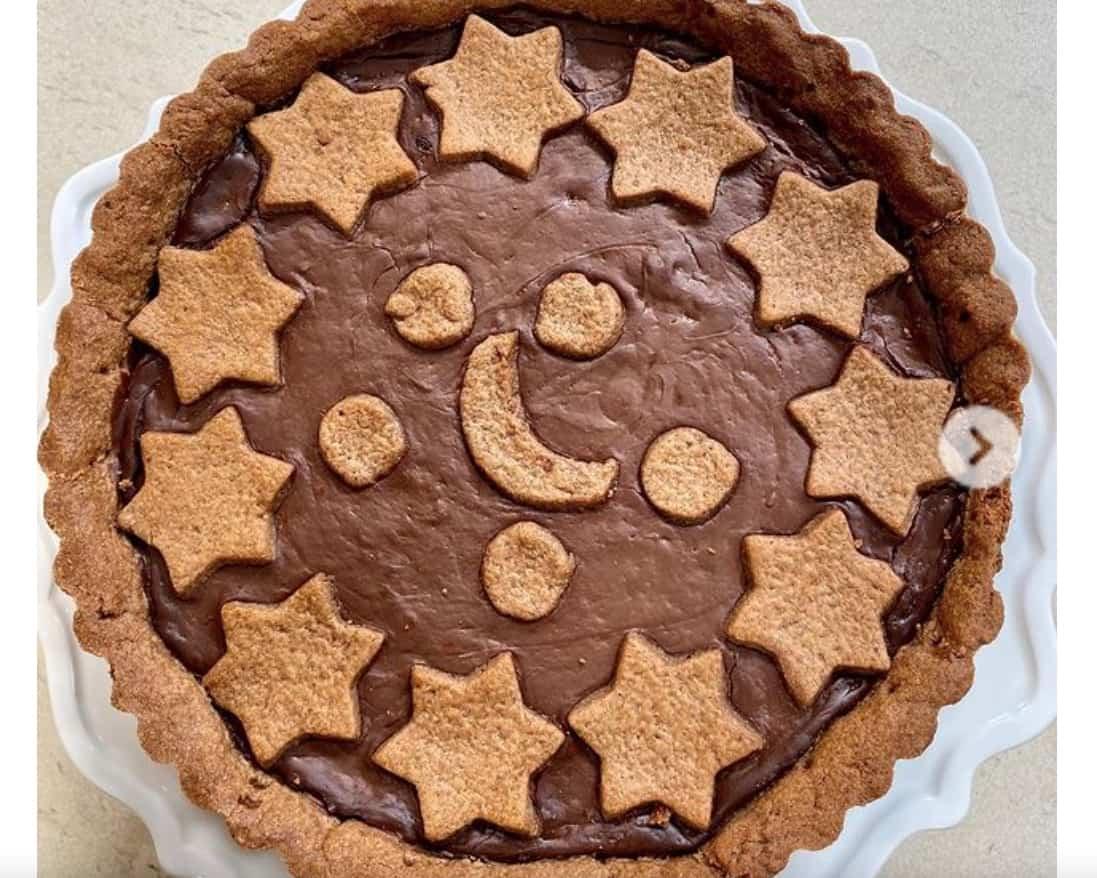 Crostata morbida al cioccolato, la ricetta frolla e crema