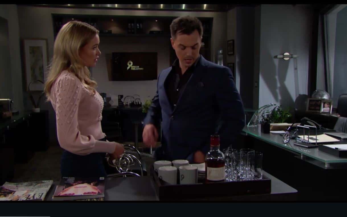 Beautiful anticipazioni: Wyatt lascia Sally? Quinn e Shauna si alleano