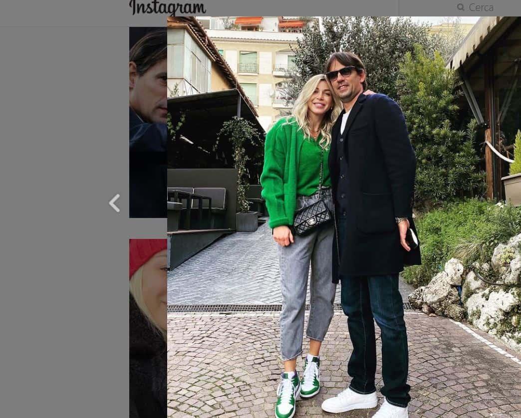 Gaia Lucariello in ospedale: anche la moglie di Inzaghi allo Spallanzani per il covid 19