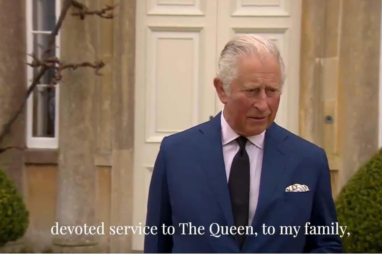 """Le parole del Principe Carlo per papà Filippo: """"Mi mancherà enormemente"""""""