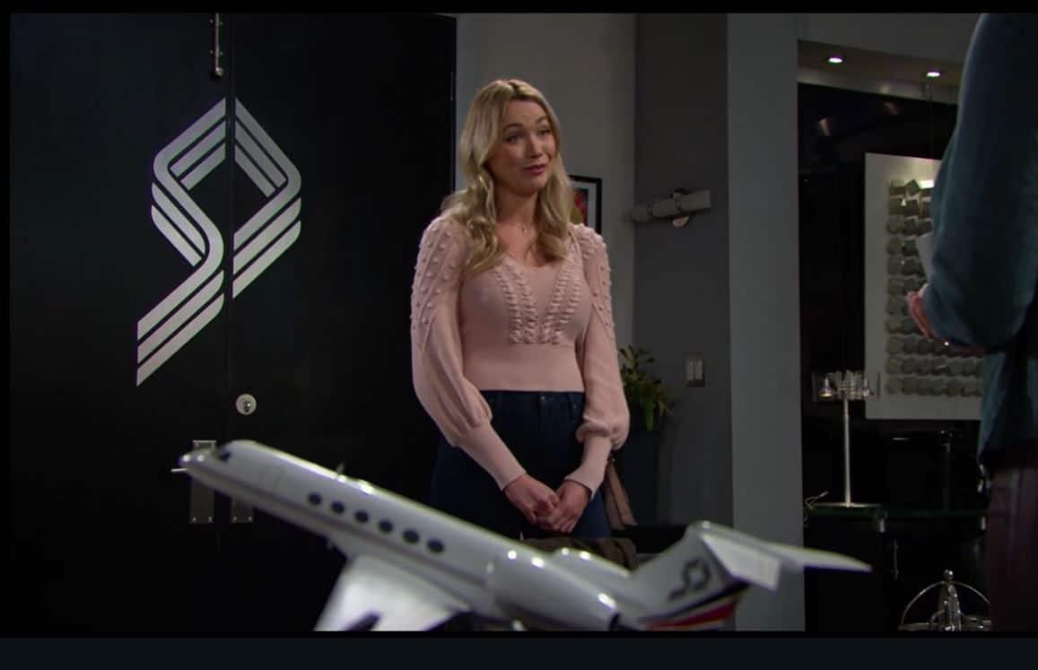 Beautiful anticipazioni: Sally non accetta la decisione di Wyatt, cosa farà?
