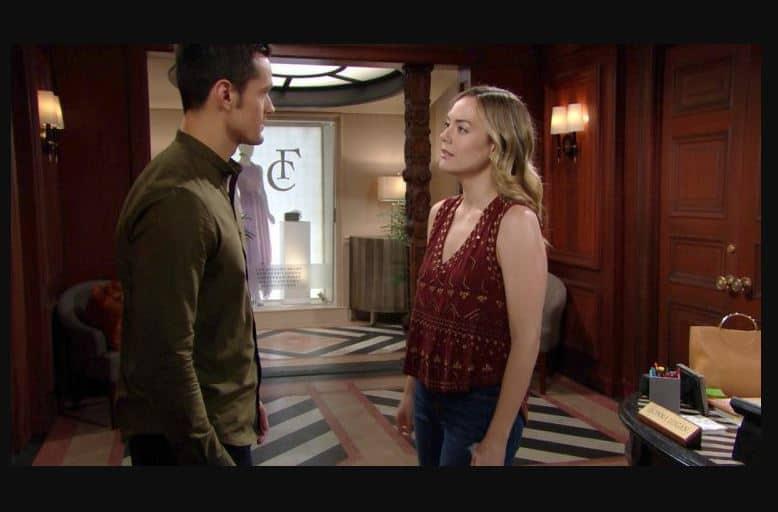 Beautiful anticipazioni: Steffy confesserà tutto a Liam?