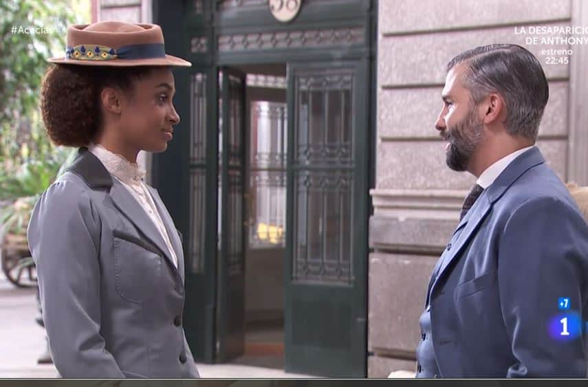 Una vita anticipazioni: Felipe e Marcia è di nuovo amore ma Santiago li scopre
