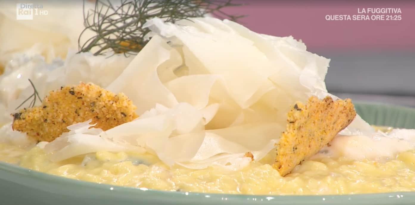 Risotto ai quattro formaggi, le ricette di Sergio Barzetti