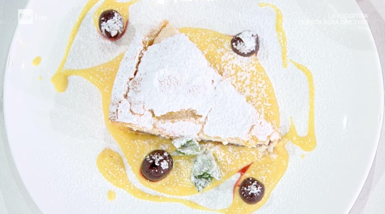 La ricetta della crostata ricotta e visciole di Gian Piero Fava