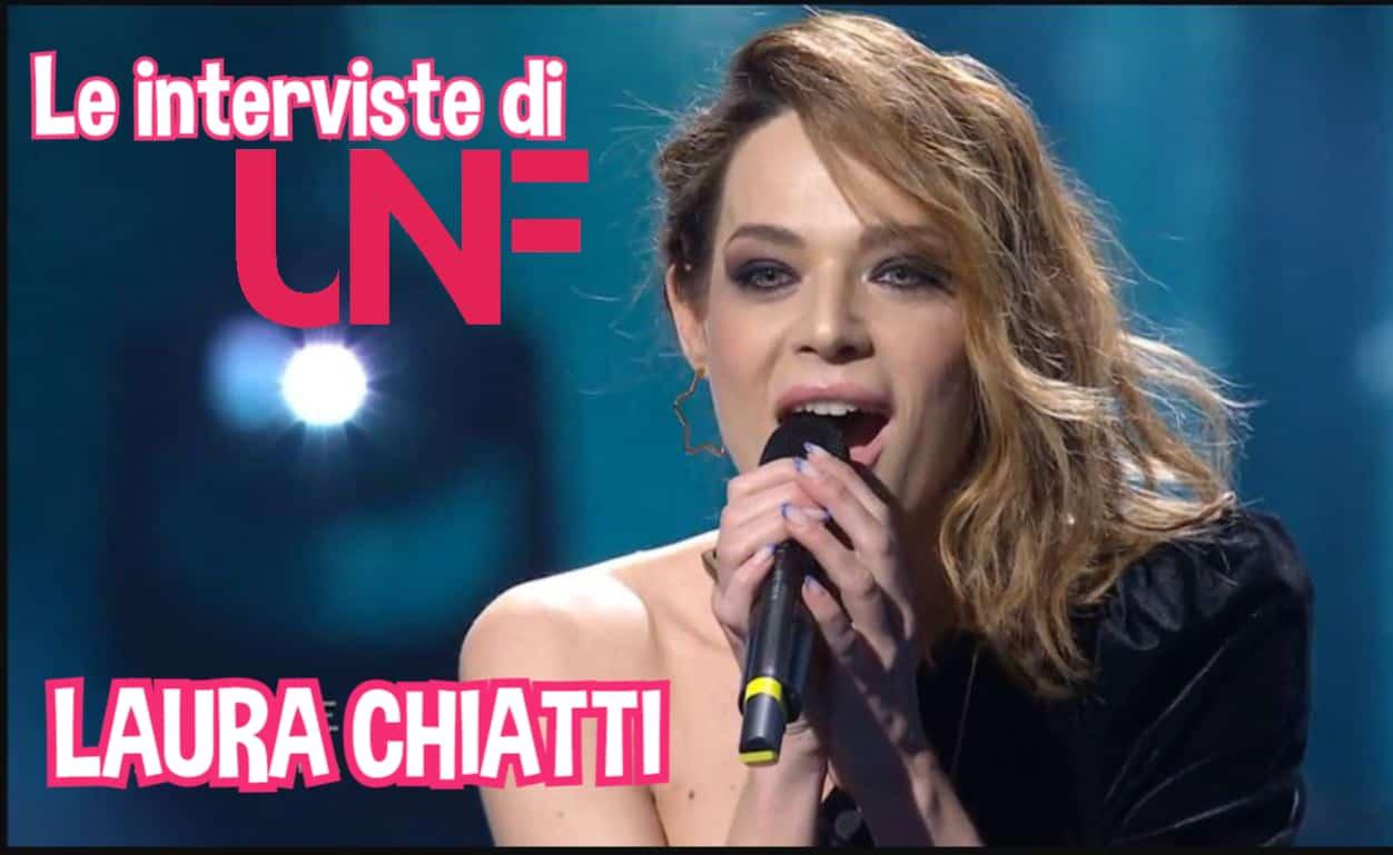 Laura Chiatti allo Zecchino d'oro 2019 (Video intervista UNF)