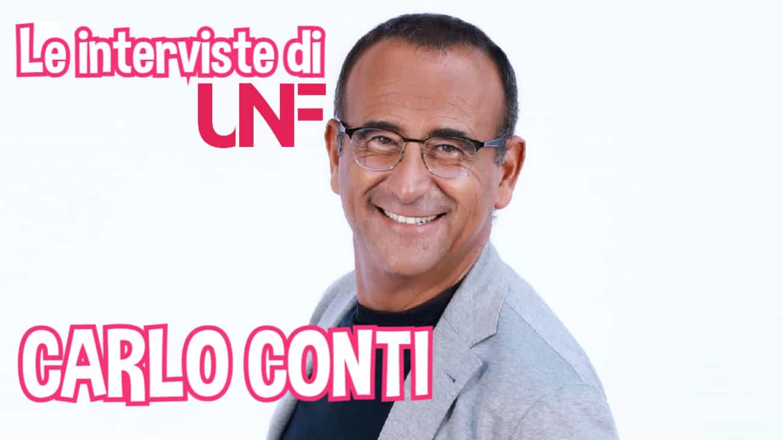 Carlo Conti ci presenta la finale dello Zecchino d'oro 62 ( Video intervista)