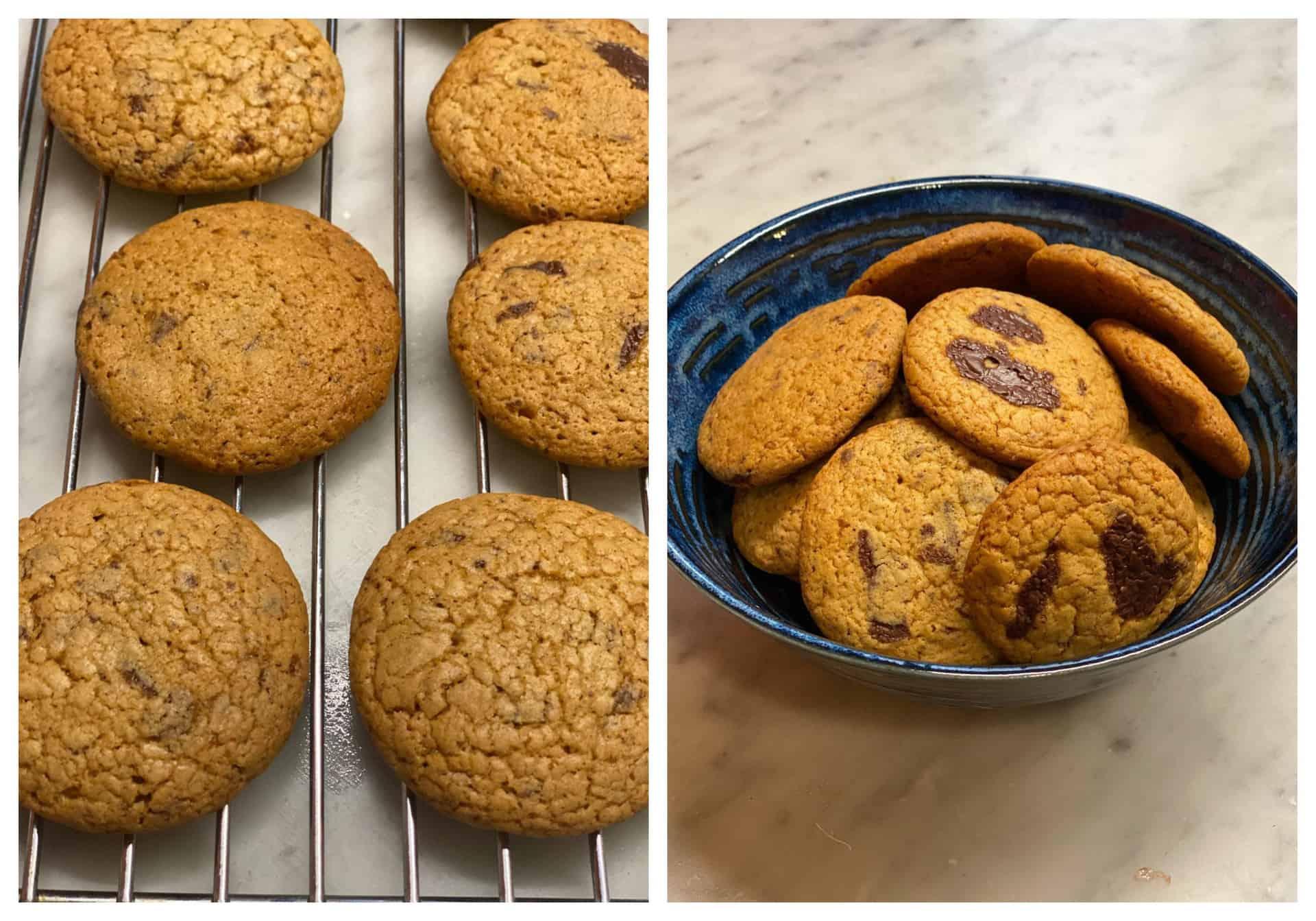I cookies con la ricetta di Benedetta Parodi e Diego