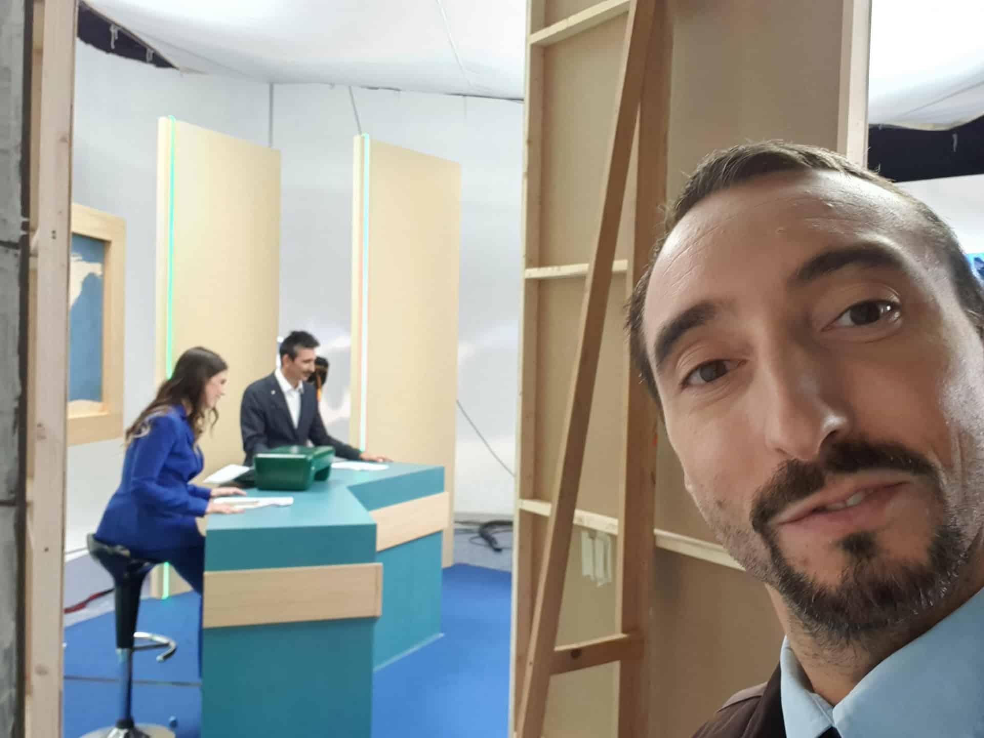 Stefano Bini e la sua iniezione di positività con Il lato positivo su Rai 2
