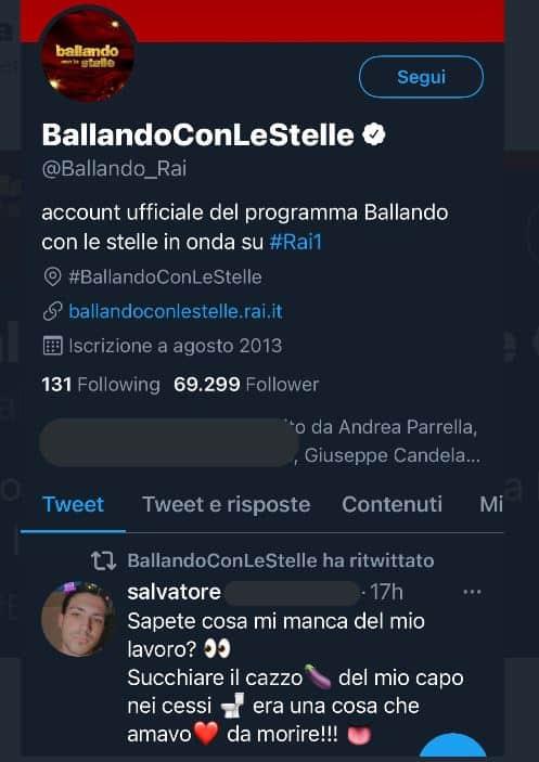 Milly Carlucci prende posizione dopo il tweet volgare dall'account di Ballando: i fatti
