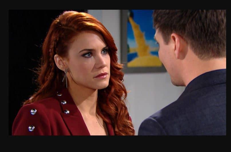 Beautiful anticipazioni: Sally crolla, farà del male a Flo?