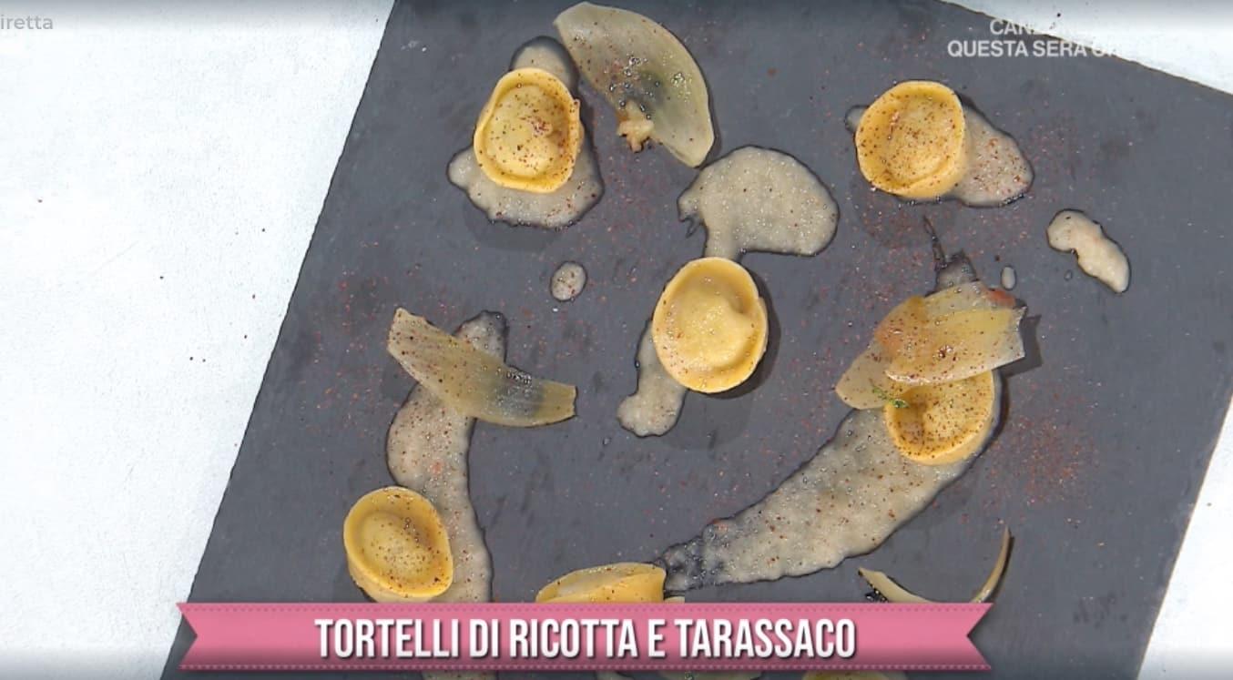 Tortelli ricotta e tarassaco, la ricetta dei gemelli Robelli