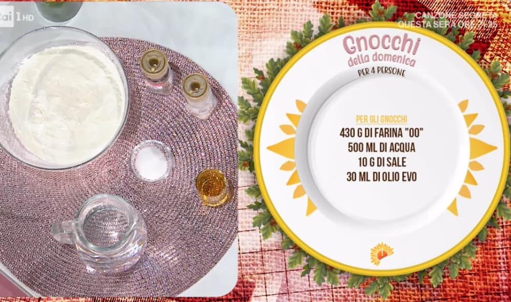 Gnocchi della domenica con braciole napoletane, la ricetta di Mattia e Mauro Improta
