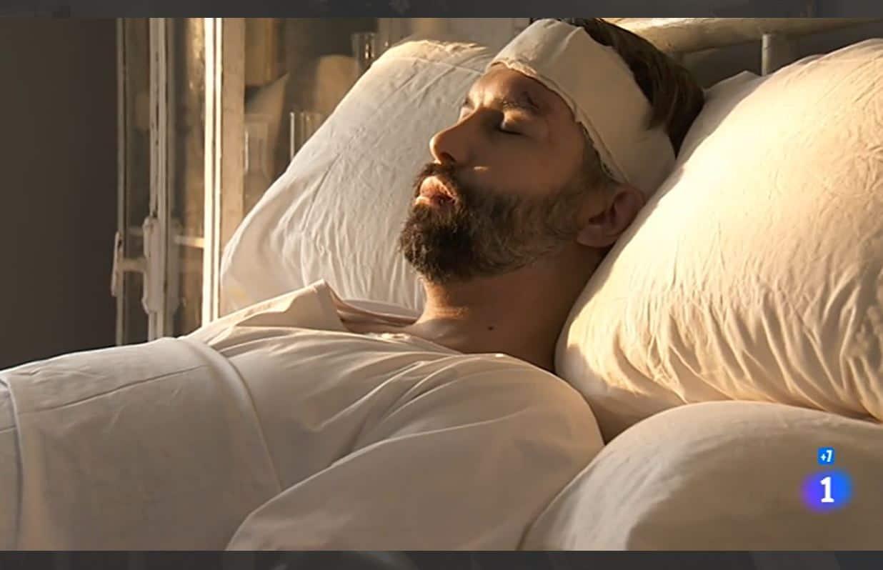 Una vita anticipazioni: chi ha investito Felipe, si sveglierà dopo l'incidente?