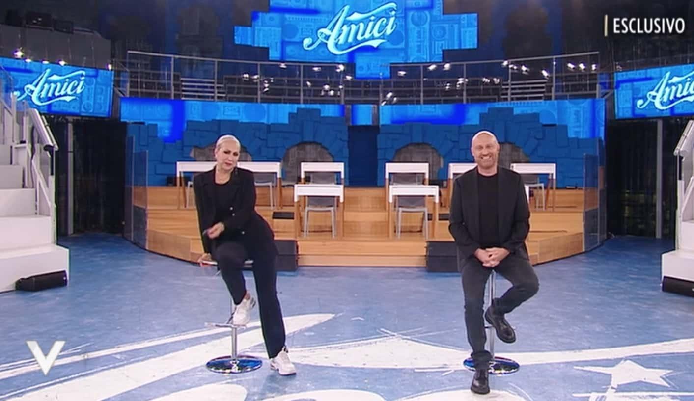 Rudy Zerbi e Alessandra Celentano sono legati da tempo, perfetti per Amici
