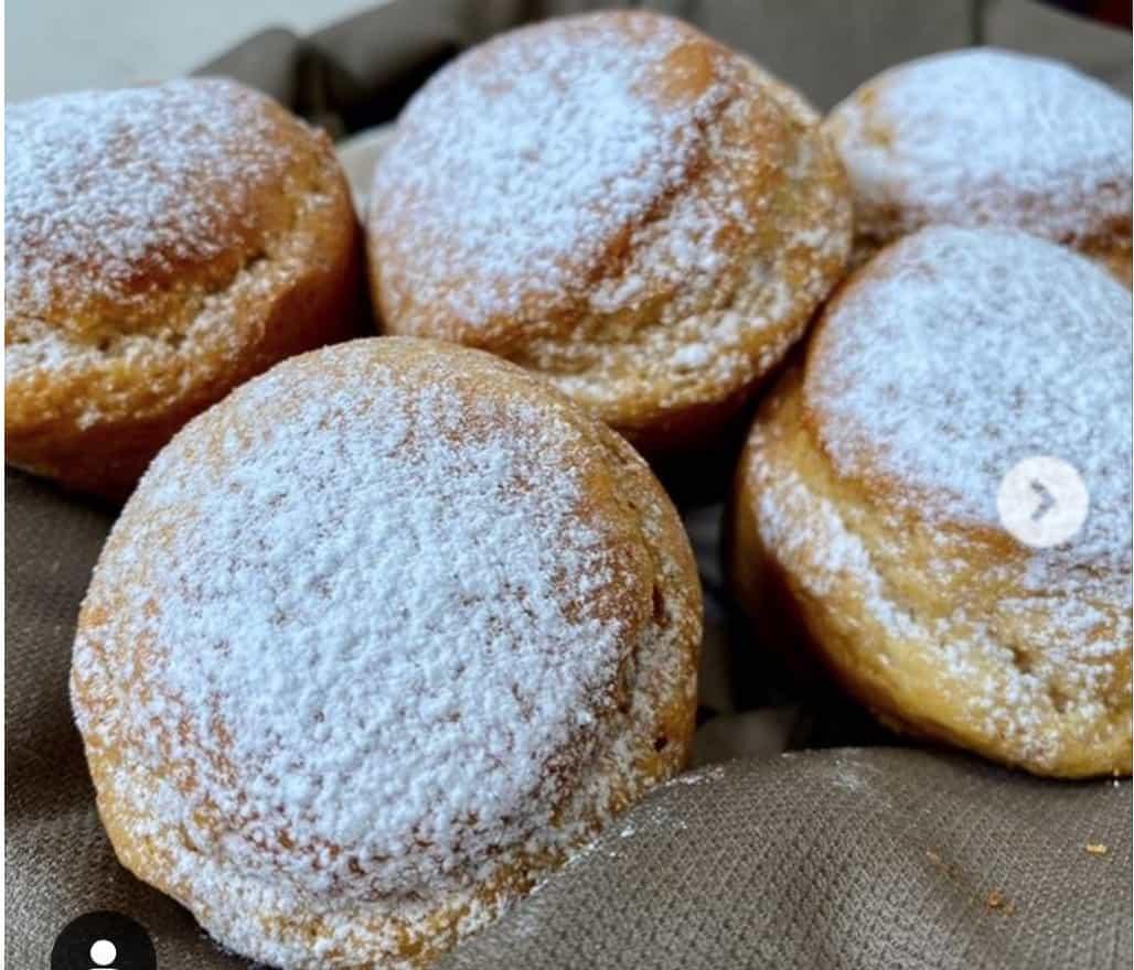 La ricetta dei muffin al miele al profumo di limone