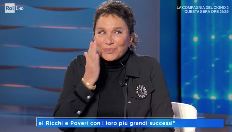 Angela dei Ricchi e Poveri piange per Marina Occhiena dopo 40 anni